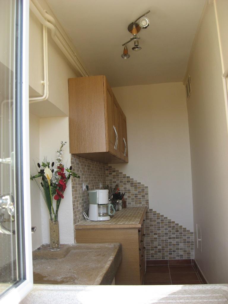 Espace cuisine - Kitchen table