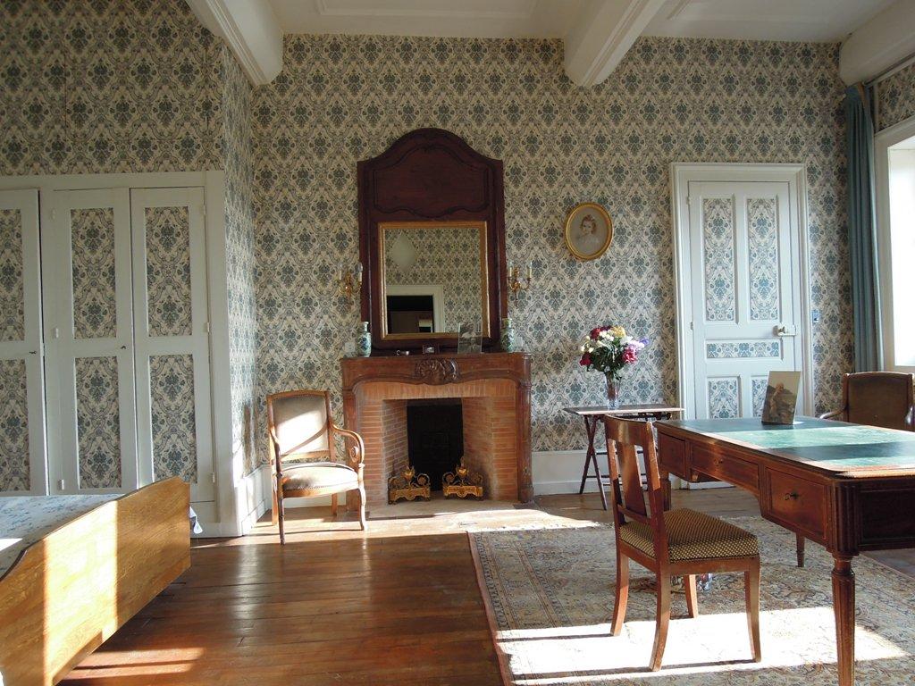 Suite parentale - double bedroom in suite