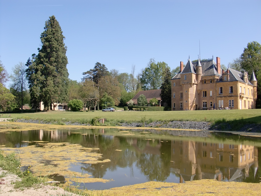 CHATEAU de PONTAMAILLY